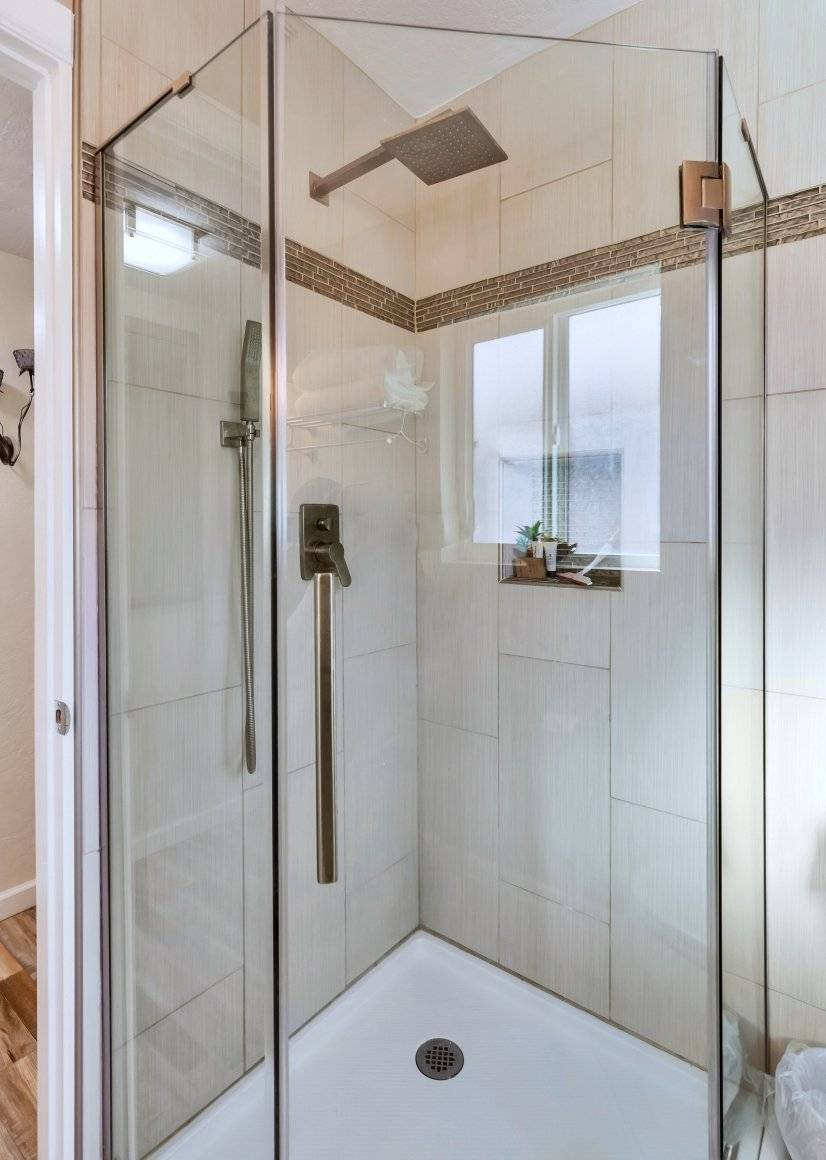 Part Of The Master Bath Room