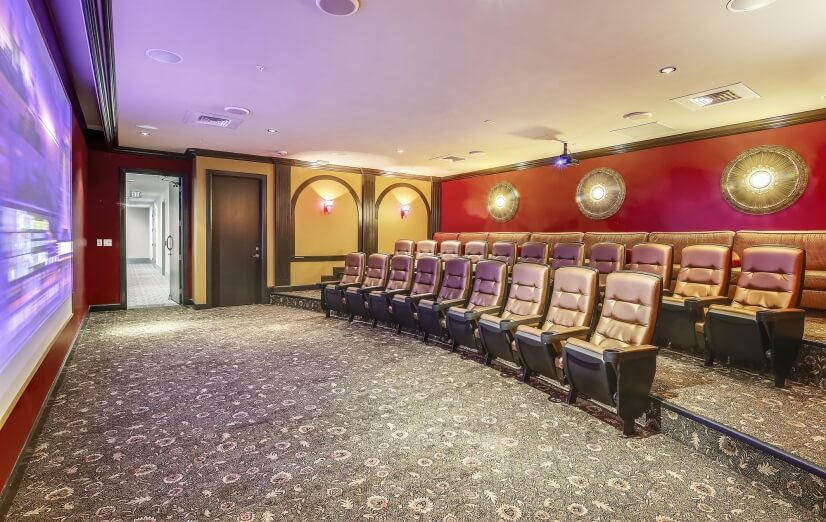 Diamond Beach Resort - Ocean Movie Theater