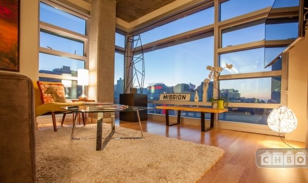image 4 furnished 2 bedroom Townhouse for rent in Nob Hill, San Francisco