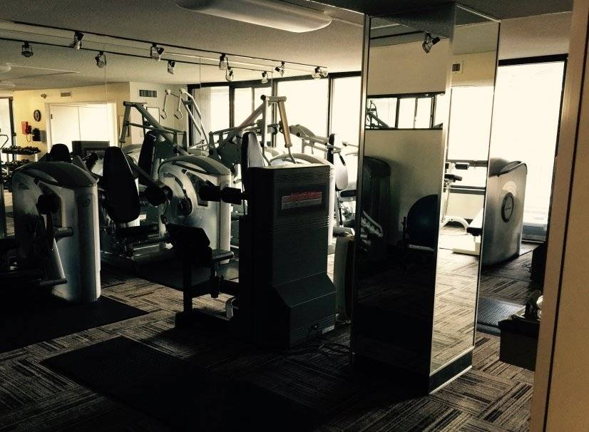 Building Exercise Room