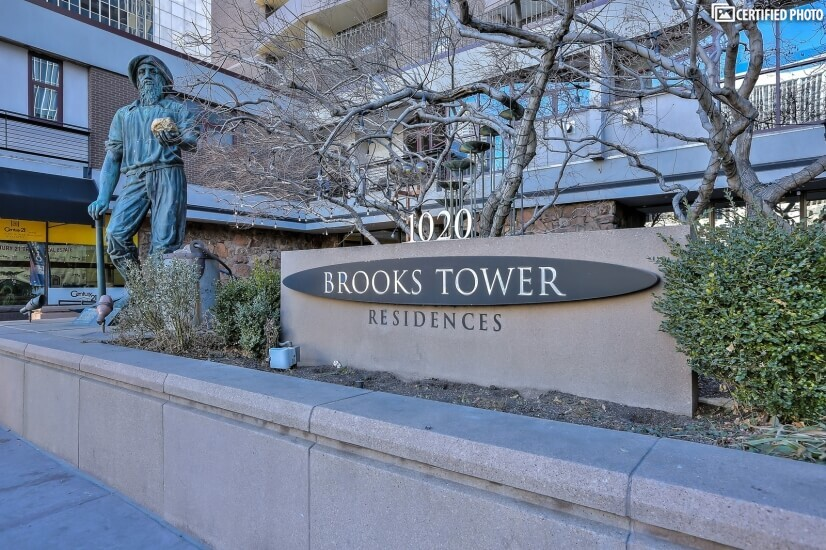 Welcome Home to Brooks Tower