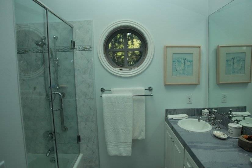 Bathroom with Water Closet for Additional Privacy