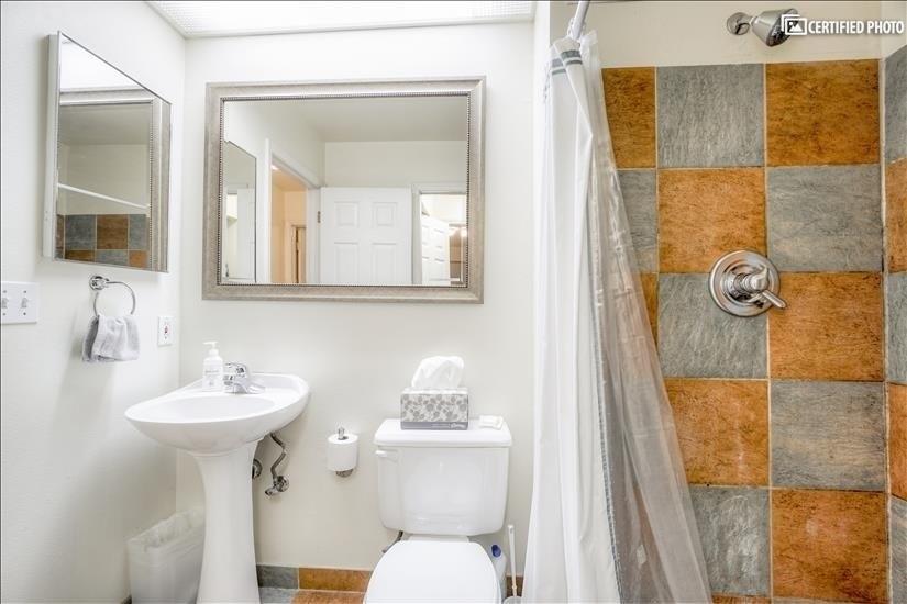 Master Bathroom #1 (Level 2)