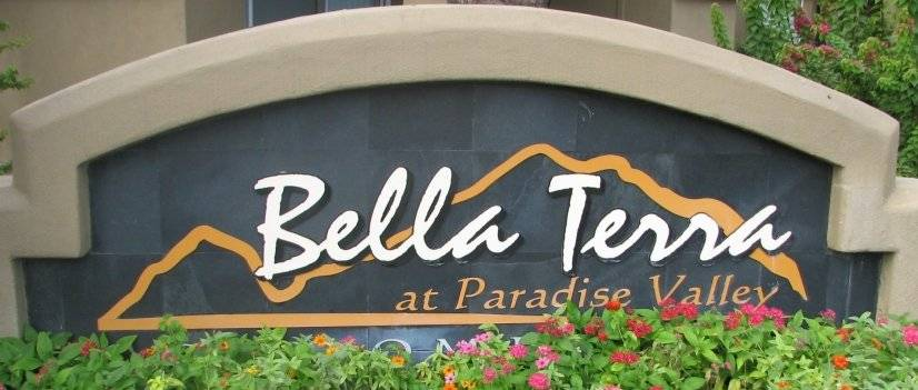 Bella Terra at Paradise Valley.