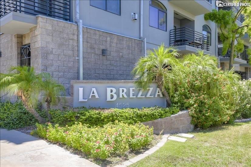 Front of La Brezza