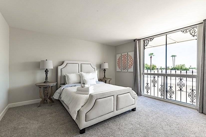Bedroom #2 -Queen Sized Bed