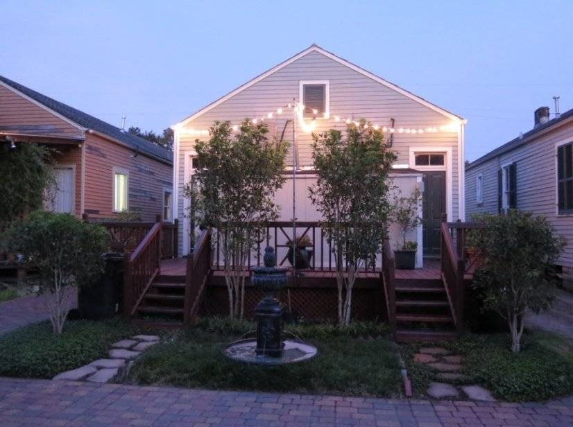 image 6 furnished 1 bedroom Townhouse for rent in Mid-City, New Orleans Area