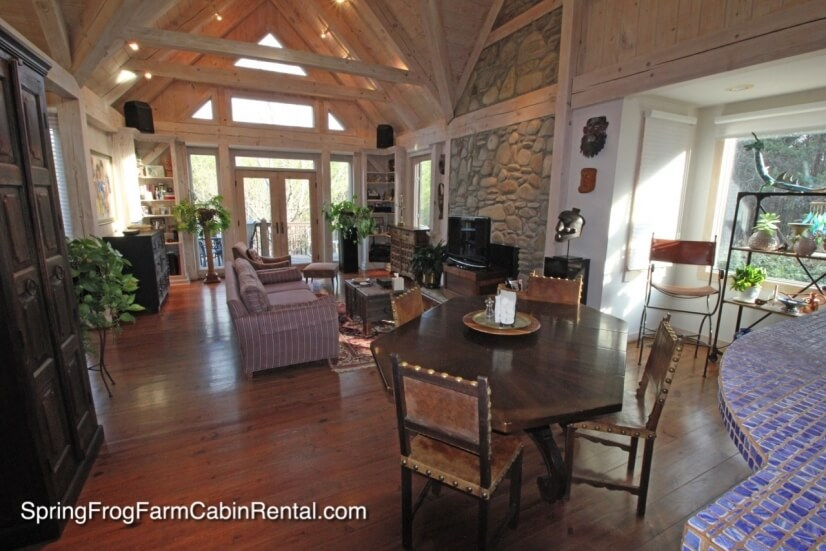 image 9 furnished 3 bedroom House for rent in Murray County, Historic High Country