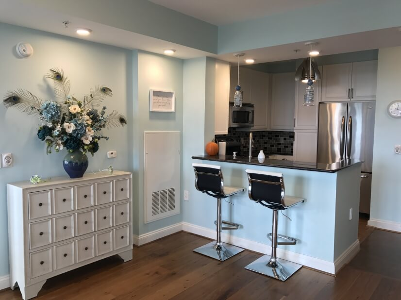image 5 furnished 2 bedroom Townhouse for rent in Reston, DC Metro