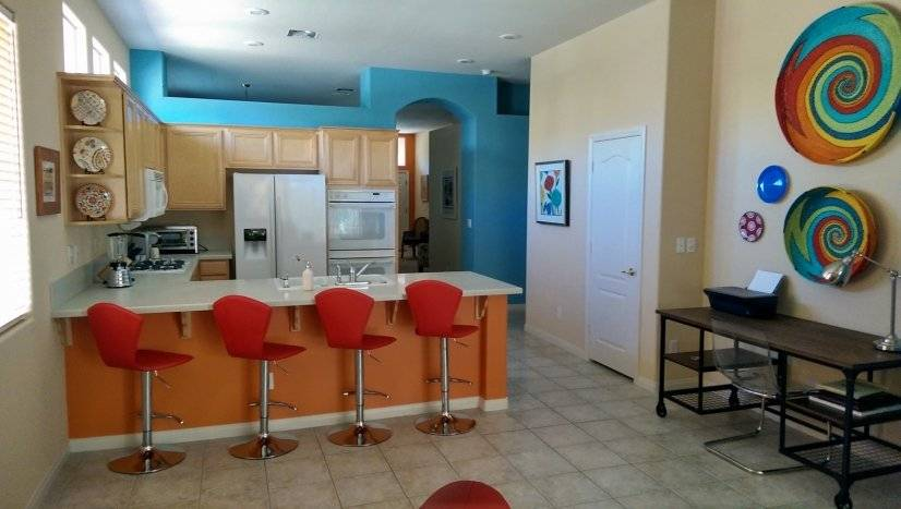 image 8 furnished 3 bedroom House for rent in North Las Vegas, Las Vegas Area