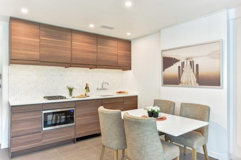 image 7 furnished Studio bedroom Townhouse for rent in Arlington, DC Metro