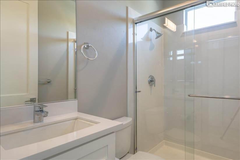 Third Bedroom Ensuite Bathroom