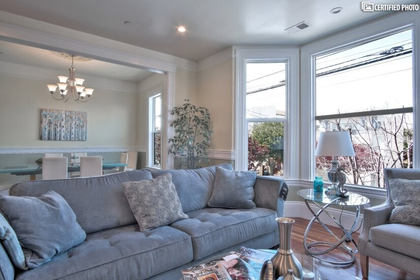 image 2 furnished 4 bedroom Apartment for rent in Mission District, San Francisco