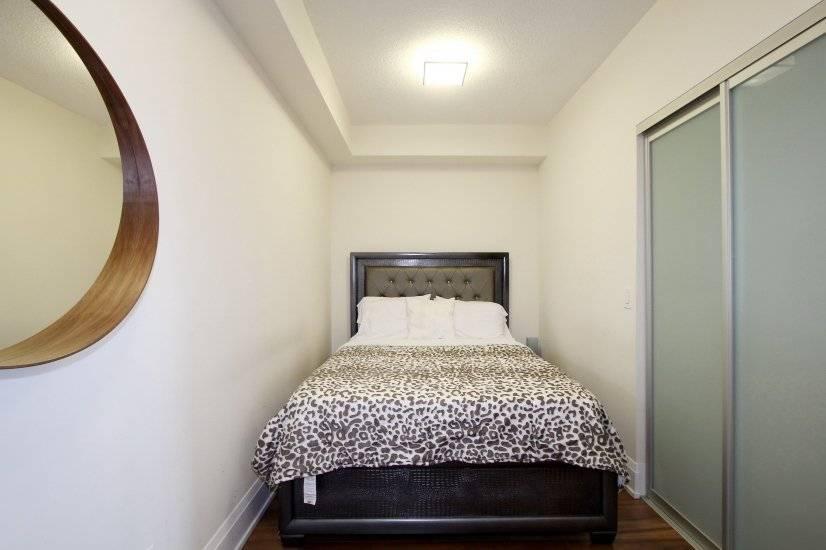 Bed on Den