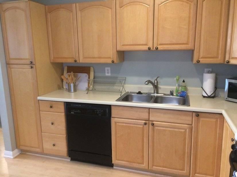 Kitchen has dishwasher