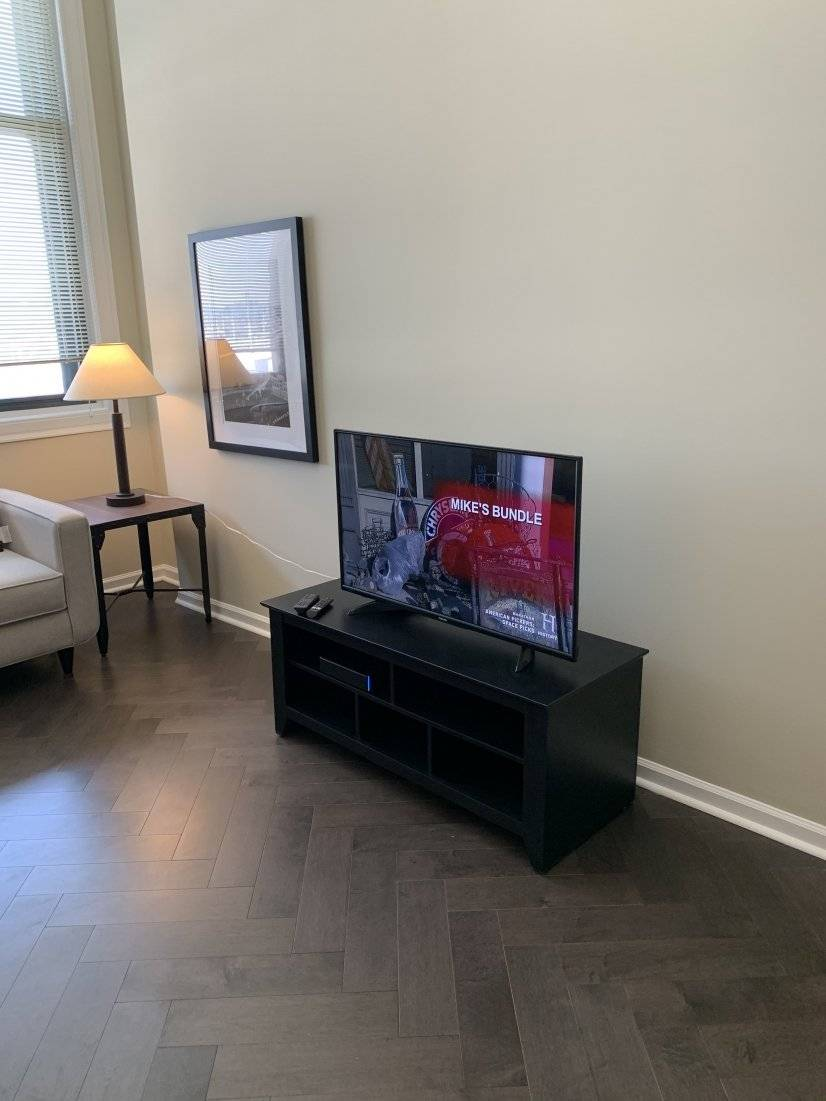Cable and Wifi included with every rental!