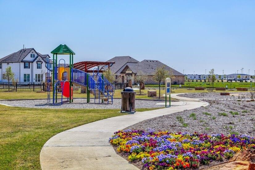 Neighborhood Park - Another View