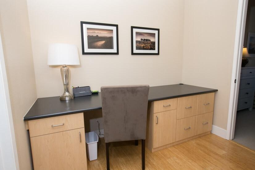 Executive work space