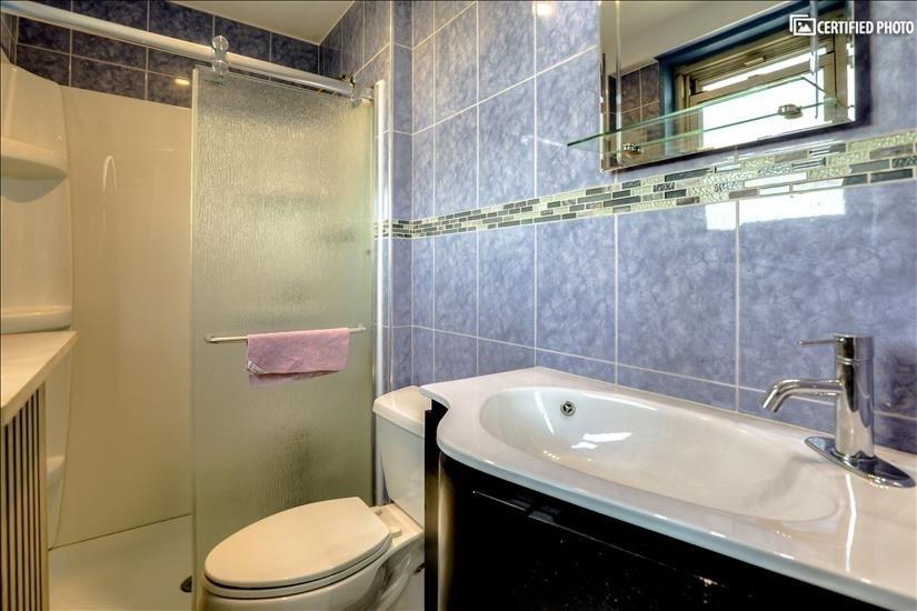 Newly Refurbished Master Bath