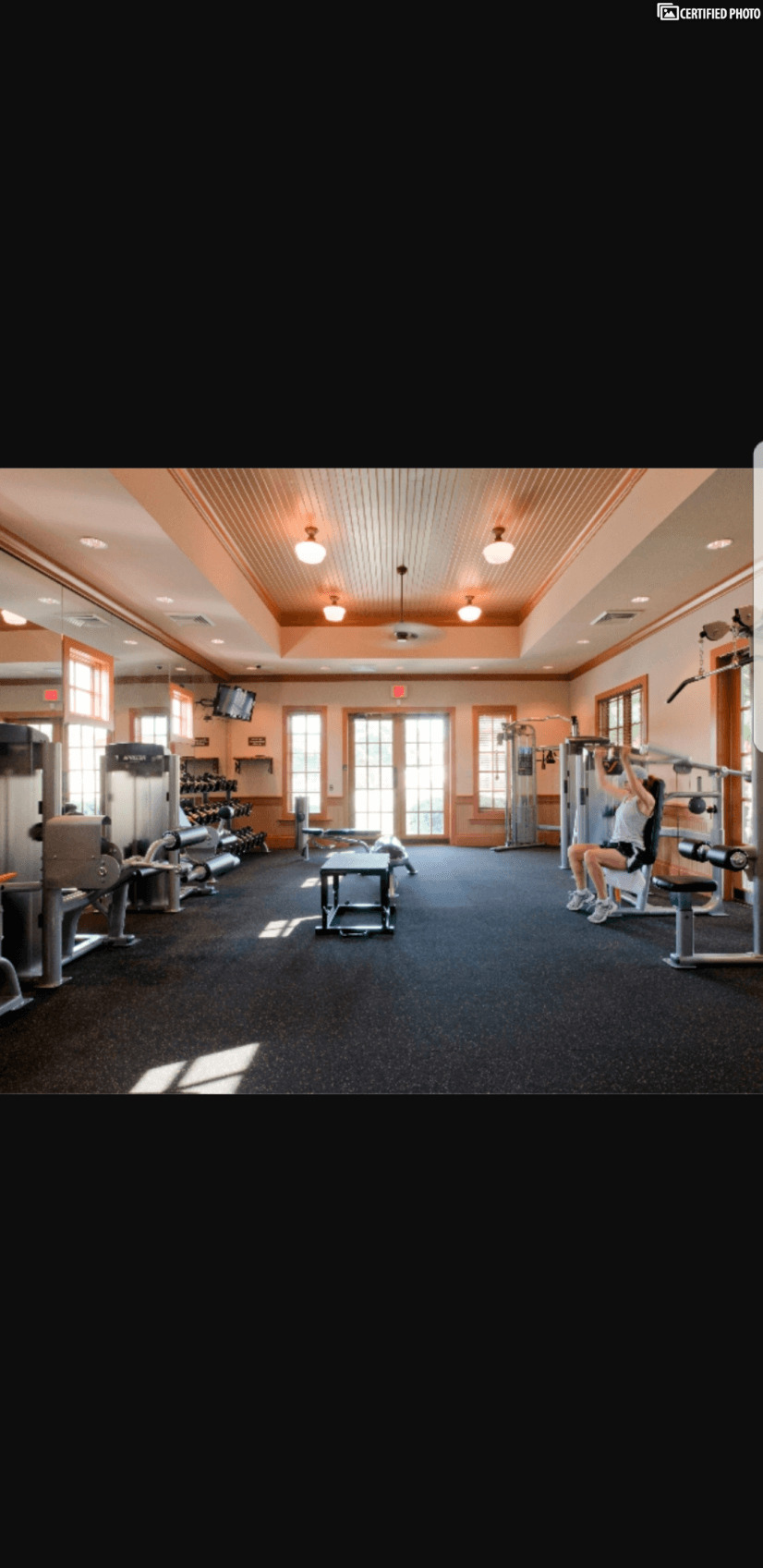 Partial picture of 1 of 2 Fitness Centers