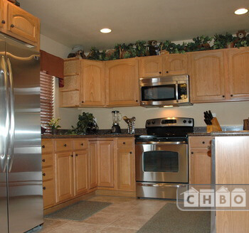 Stainless Appliances