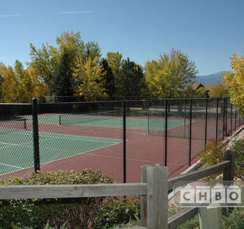 Tennis Courts/Pool