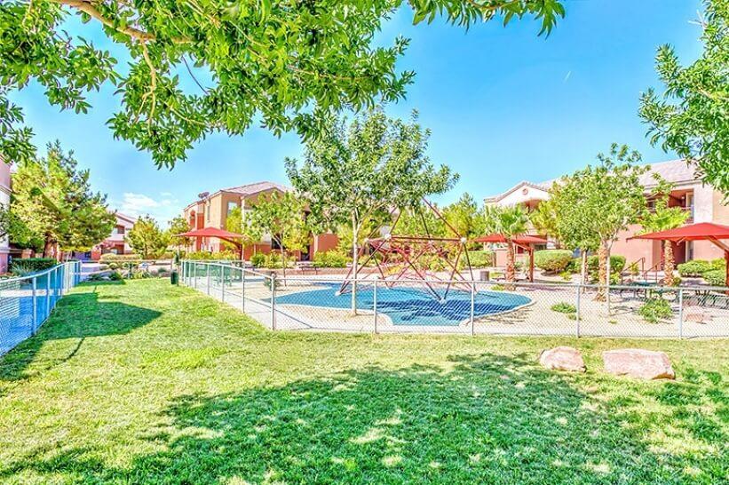 Dog Park and Playground