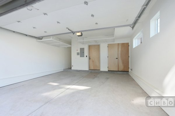 Your 2-car garage with ample storage