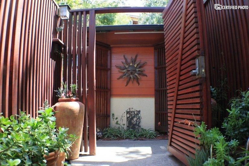 Property Front Gate