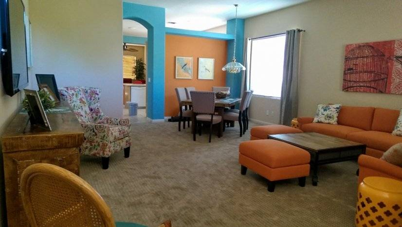image 4 furnished 3 bedroom House for rent in North Las Vegas, Las Vegas Area