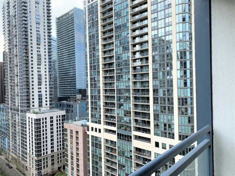 Private Balcony view4