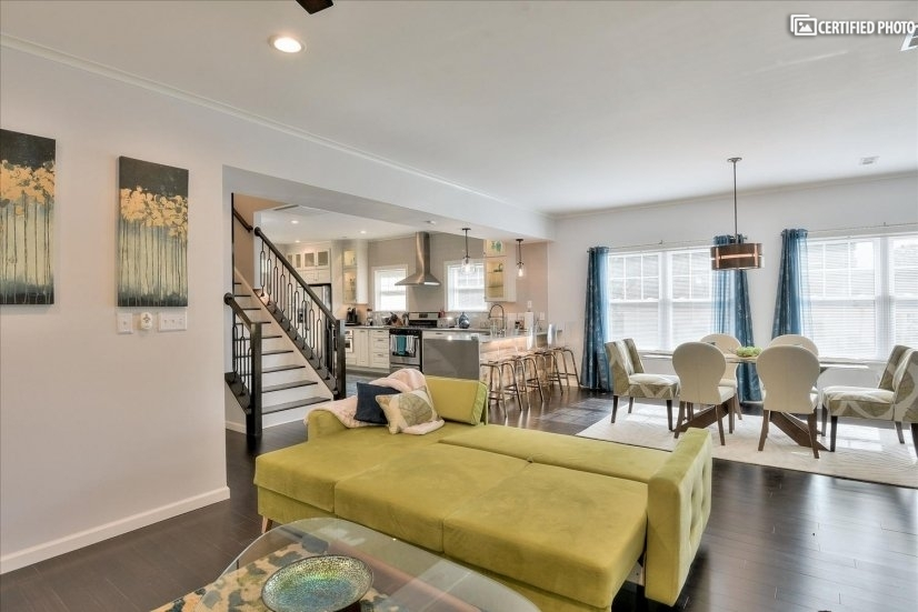 image 6 furnished 3 bedroom Apartment for rent in Plaza-Midwood, Charlotte