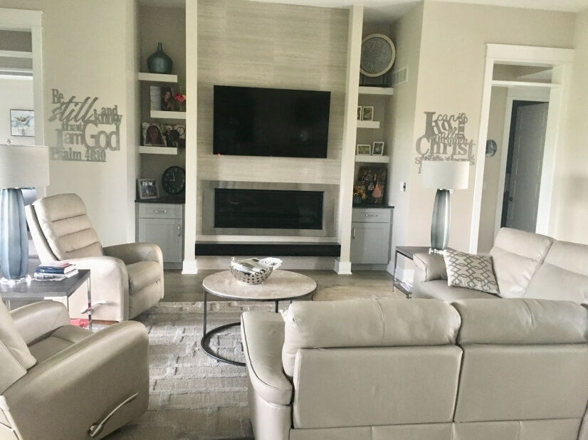 image 3 furnished 3 bedroom House for rent in Lincoln, Lincoln - Omaha Area
