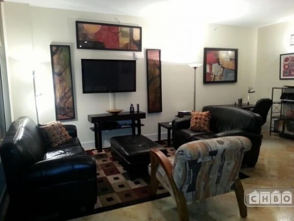 image 3 furnished 1 bedroom Townhouse for rent in Coconut Grove, Miami Area