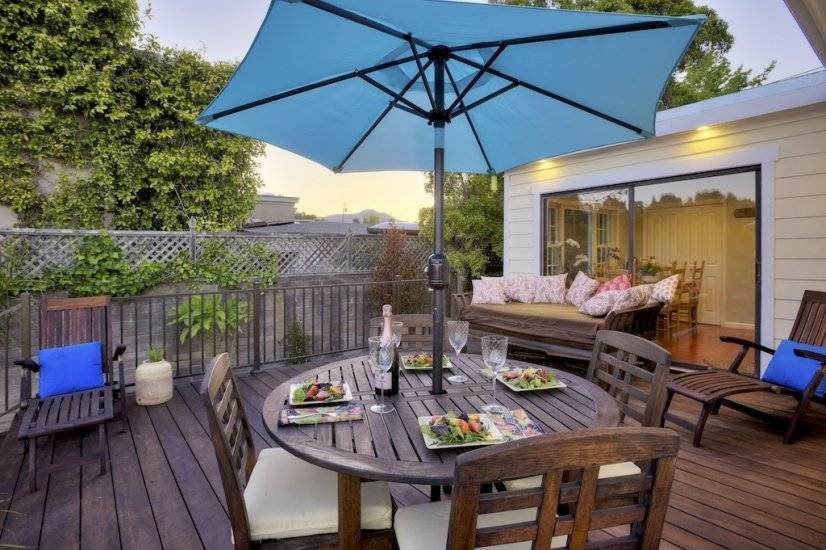 image 7 furnished 3 bedroom House for rent in Mill Valley, Marin County