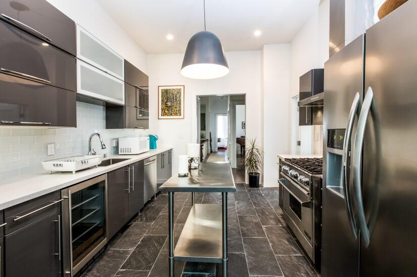 Kitchen Area - View 2