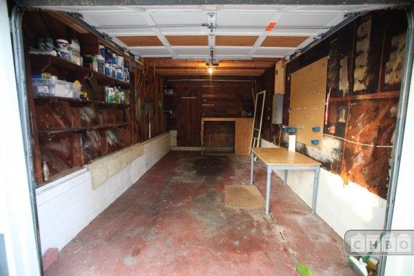 Garage for some storage