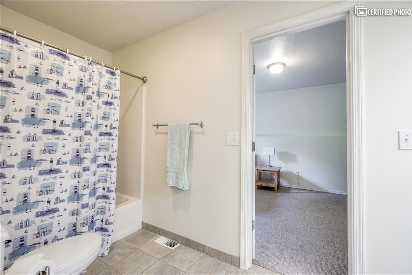 Bathroom #3 Shower