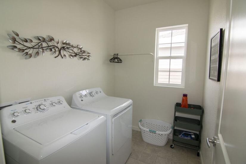 Second Floor - Laundry Room