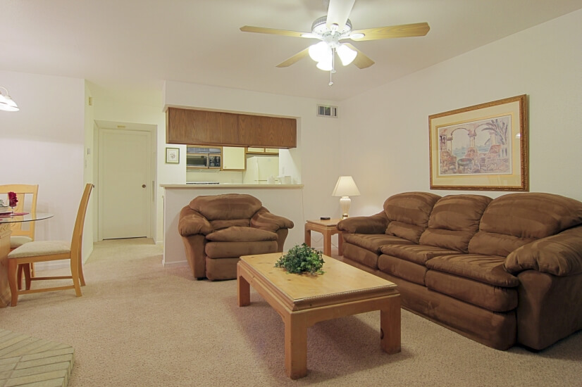 image 2 furnished 1 bedroom Townhouse for rent in Clear Lake, SE Houston