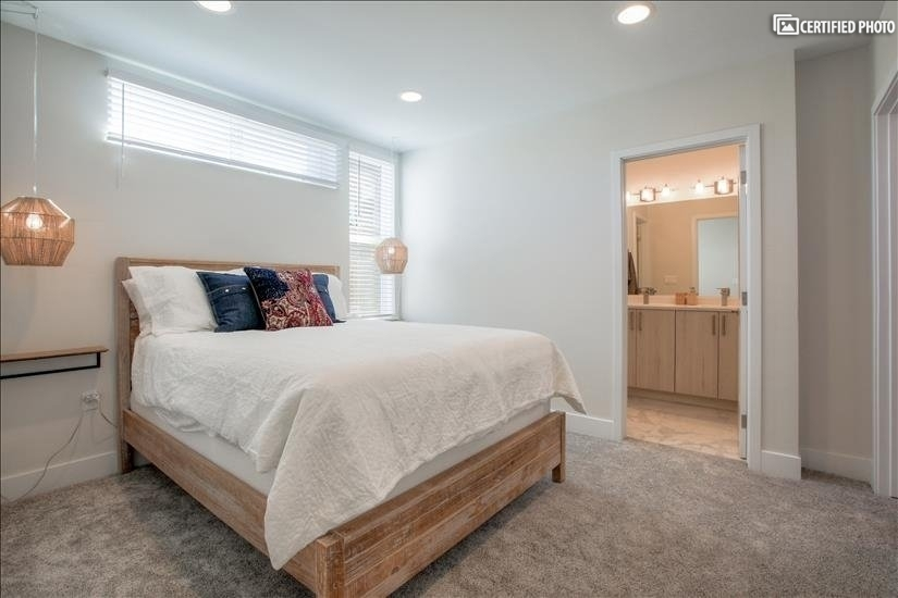 Bright Master Bedroom