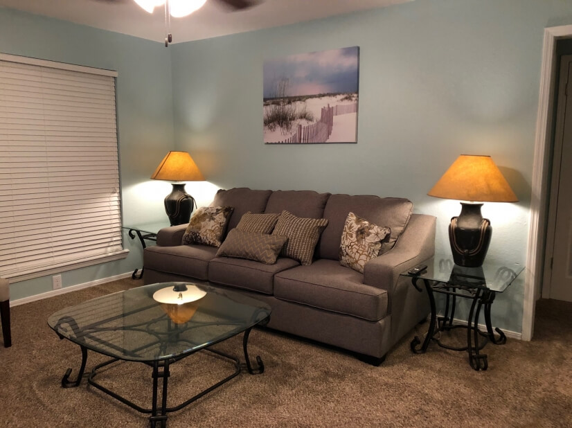 image 2 furnished 2 bedroom Apartment for rent in Enid, Garfield (Enid)