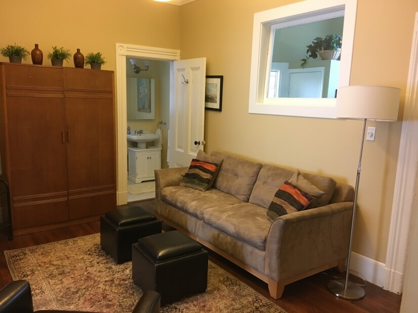 Fully furnished corporate rental home in San Francisco