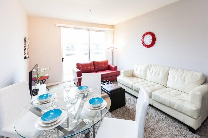 image 3 furnished 2 bedroom Apartment for rent in Santa Monica, West Los Angeles