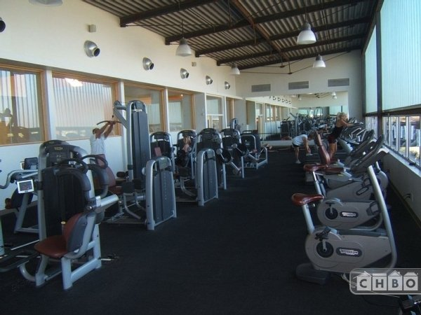 The McDowell Mountain Ranch Aquatic and Fitness Center is ru