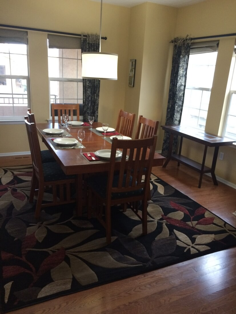 image 3 furnished 2 bedroom Townhouse for rent in Littleton, Arapahoe County
