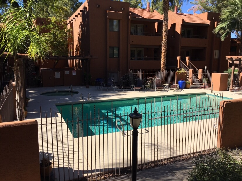 image 3 furnished 2 bedroom Townhouse for rent in Paradise Valley, Phoenix Area