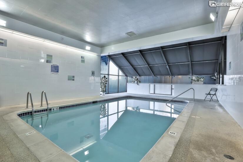 Relaxing Indoor Pool Area