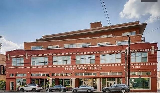 The Historic Steel House Lofts Condominiums