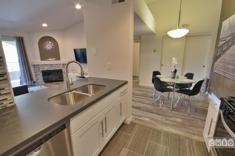 image 9 furnished 1 bedroom Townhouse for rent in Spring Valley, Las Vegas Area